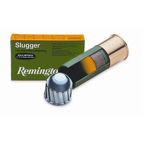 SLUGGER RIFLED SLUG REMINGTON