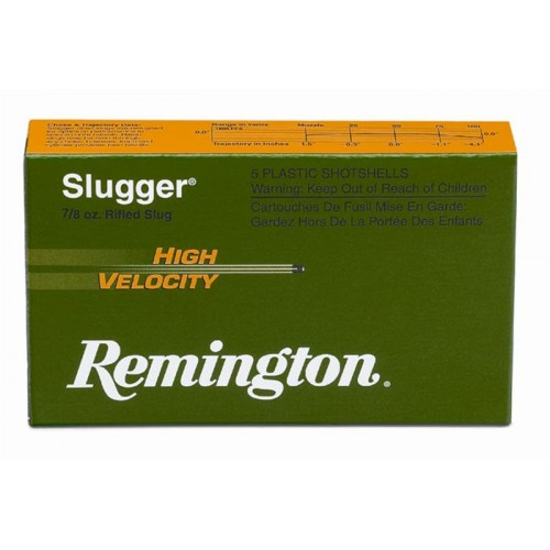 SLUGGER HIGH VELOCITY SLUGS REMINGTON