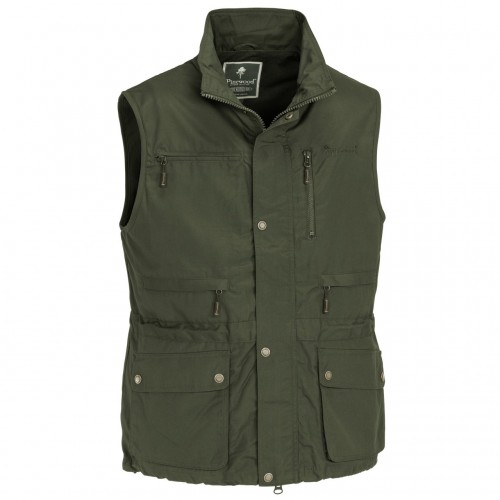NEW TIVEDEN VEST PINEWOOD