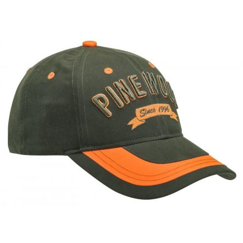 9294 2-COLOR CAP PINEWOOD
