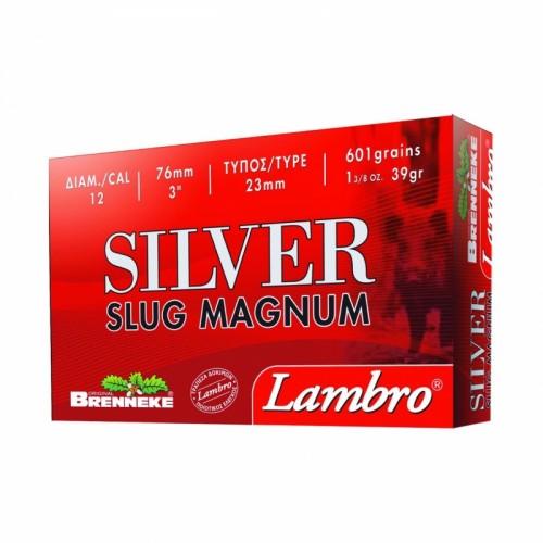 SILVER MAGNUM LAMBRO